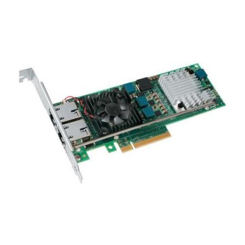 X550-T2 Intel 550 Dual-Ports 10Gbps 10GBase-T PCI Express 3.0 x8 Low Profile Converged Network Adapter