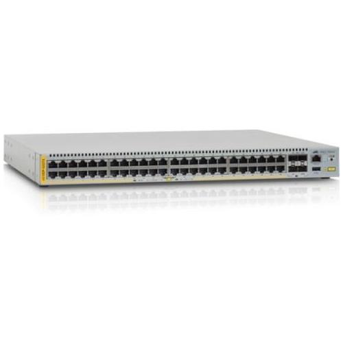 AT-X510DP-28GTX Allied Telesis 24-Ports 10/100/1000Base-T Gigabit Stackable Gigabit Tor Switch with 4x SFP+ Ports (Refurbished)