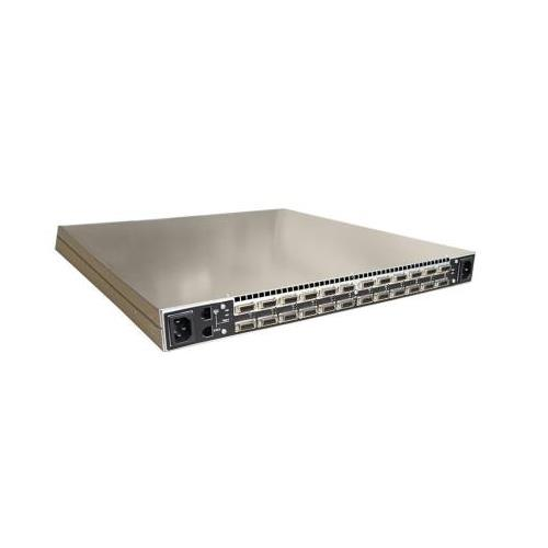 631842-001 HP Qlogic Silverstorm 24-Ports Infiniband Sdr/DDR Switch (Refurbished)
