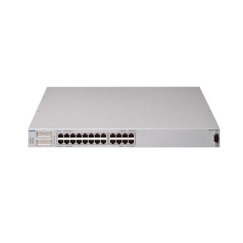 AL2012A37 Nortel 24-Ports 10/100 Ethernet Switch with GBIC Slot for Baystack 470-24T (Refurbished)
