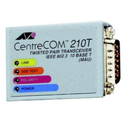AT-210T Allied Telesis CentreCOM 210T Twisted Pair Transceiver Module