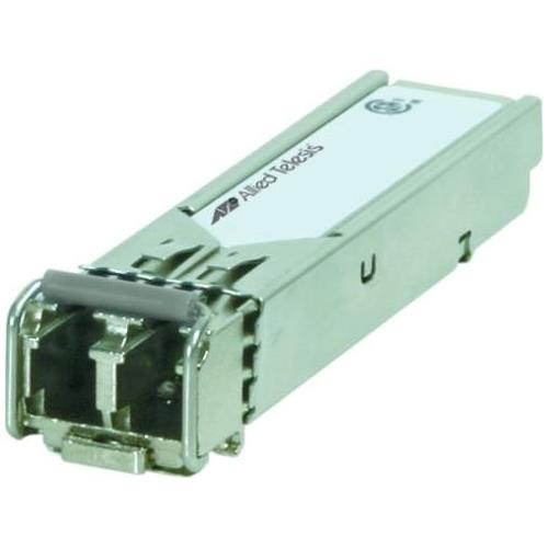 AT-SPFX/2-90 Allied Telesis 100Mbps 100Base-FX 2km 1310nm Small Form Pluggable Multi-mode Fiber LC Connector SFP (mini-GBIC) Transceiver Module
