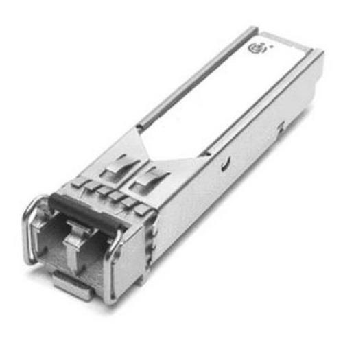 AT-SPZX80/1550 Allied Telesis 1.25Gbps 1000Base-ZX CWDM Single-Mode Fibre 80km 1550nm LC Connector SFP Transceiver Module