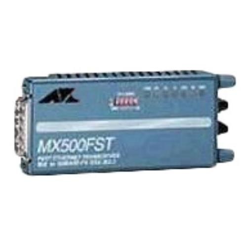MX500FST Allied Telesis IEEE 802.3u 100Mbps MII to 100Base-FX Multi-Mode Fibre ST Connector Fast Ethernet Transceiver Module