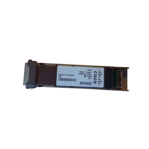 XFP-10GBX-D-1330-40 Cisco 10Gbps 10GBase-BXD Single-mode Fiber 40km 1330nm LC Connector XFP Transceiver Module