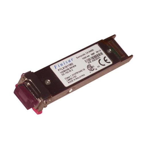 FTLX1611M3 Finisar 10Gbps 10GBase-ER Single-mode Fiber 40km 1550nm Duplex LC Connector XFP Transceiver Module