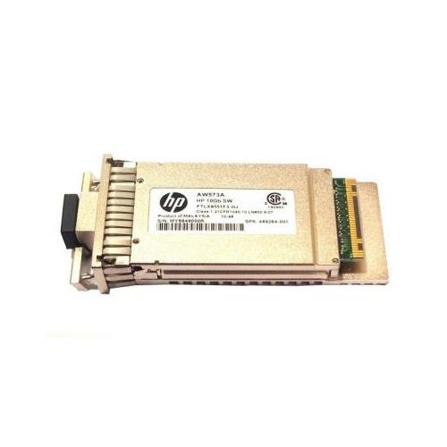 AW573AR HP AW573A 10Gbps 10GBase-SW Short Wave Fibre Channel SFP Transceiver Module