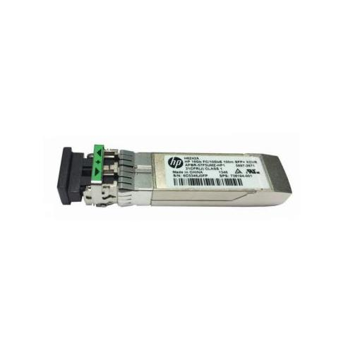 H6Z42A HP StoreFabric 16Gbps 10GBase-SR Fiber Channel Multi-mode Fiber 100m LC Connector SFP+ Transceiver Module