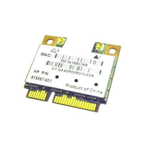575857-001 HP 802.11 A/b/g/n PCie Wireless Half-length Mi