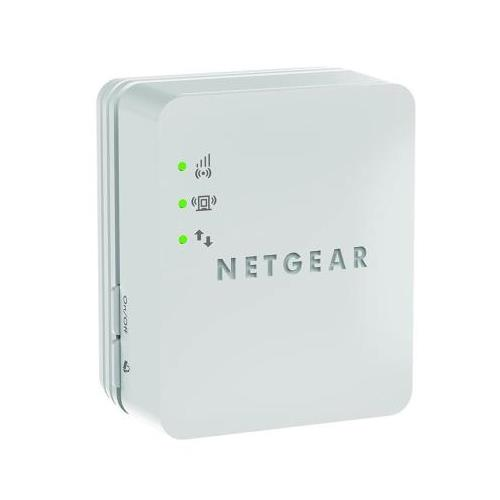 WN1000RP-100PES NetGear Wireless N150 Wi-fi Range Extender For Mobile Wall Plug (Refurbished)