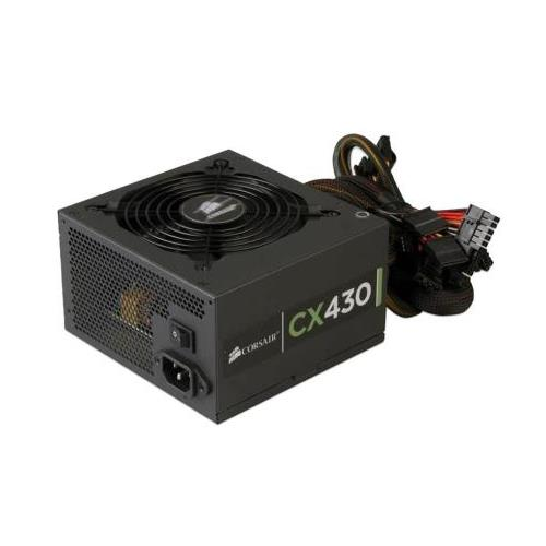 CP-9020046-UK Corsair Cx430 Builder Series 430 Watts ATX PS/2 Power Supply Unit