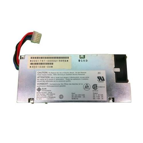 3001038-04 Sun 85-Watts Power Supply for SparcStation2