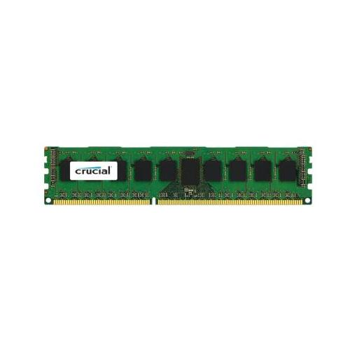 CT1923849 Crucial 4GB PC3-10600 DDR3-1333MHz ECC Registered CL9 240-Pin DIMM Single Rank Memory Module for HP ProLiant DL585 G7 Server