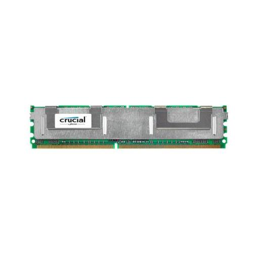 CT579304 Crucial 512MB PC2-5300 DDR2-667MHz ECC Fully Buffered CL5 240-Pin DIMM Memory Module for Apple Xserve FBDIMM Late 2006 Server