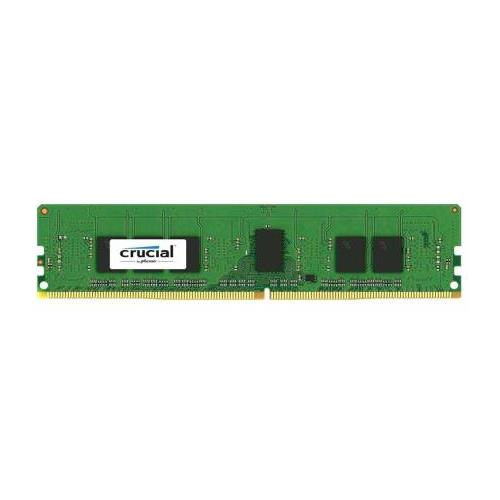 CT6225862 Crucial 4GB PC4-17000 DDR4-2133MHz ECC Registered CL15 288-Pin DIMM 1.2V Single Rank Server Memory Module for Supermicro X10DRT-PT