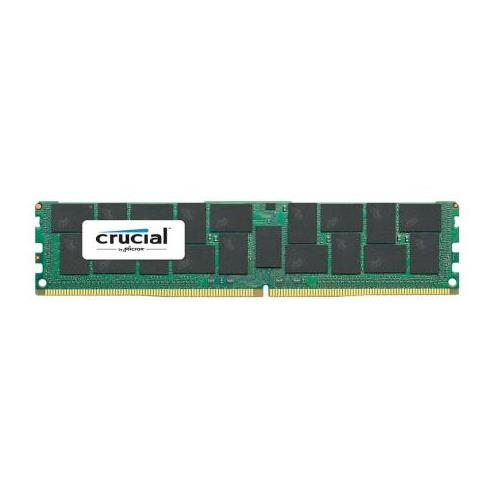 CT8105615 Crucial 32GB PC4-17000 DDR4-2133MHz ECC Registered CL15 288-Pin Load Reduced DIMM 1.2V Quad Rank Server Memory Module for Tyan B7081G80V4HR-X System
