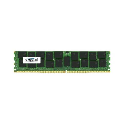 CT8916086 Crucial 64GB Kit (4 X 16GB) PC4-19200 DDR4-2400MHz ECC Registered CL17 288-Pin DIMM 1.2V Single Rank Memory for Supermicro SuperStorage Server 6048R-E1CR90L System