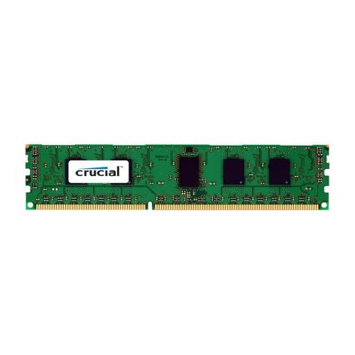 CT8993760 Crucial 16GB Kit (2 X 8GB) PC3-12800 DDR3-1600MHz ECC Registered CL11 240-Pin DIMM 1.35V Low Voltage Dual Rank Server Memory for ASUS rs300-e6-ps4