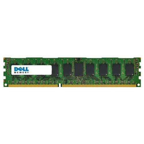 317-7398 Dell 2GB PC3-10600 DDR3-1333MHz ECC Registered CL9 240-Pin DIMM 1.35V Low Voltage Single Rank Server Memory Module