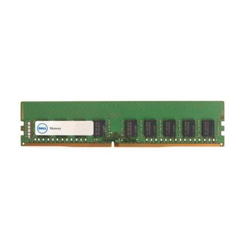 A9755388 Dell 16GB PC4-19200 DDR4-2400MHz ECC Unbuffered CL17 288-Pin DIMM 1.2V Dual Rank Memory Module