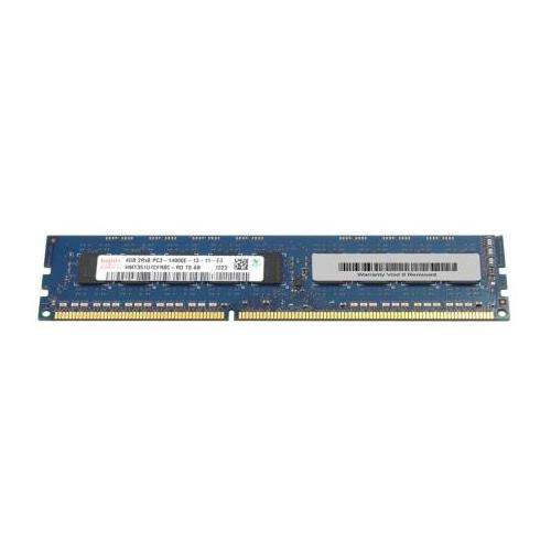 HMT351U7CFR8C-RDT0 Hynix 4GB PC3-14900 DDR3-1866MHz ECC Unbuffered CL13 240-Pin DIMM Dual Rank Memory Module