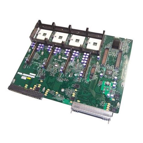 0J8870 Dell System Board (Motherboard) for PowerEdge 6600 (Refurbished)