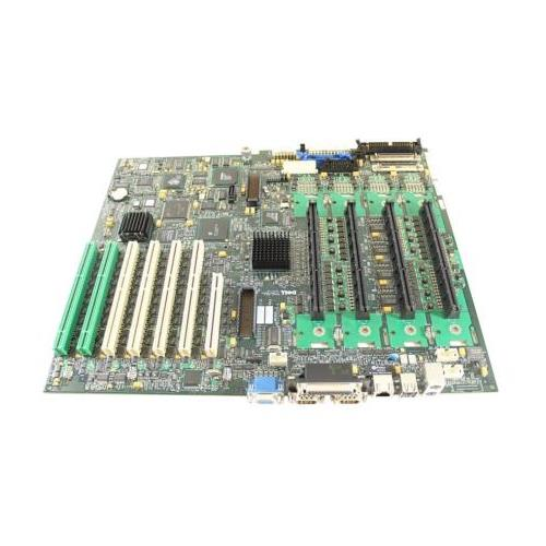 F3262 Dell System Board (Motherboard) for PowerEdge 6400, 6450 (Refurbished)