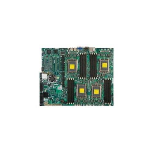 MBD-H8QGL-6F-B SuperMicro Quad AMD Opteron 6100 Series Processor (G34) 12/8-Core Ready HT3.0 Link Support Dual AMD SR5690 + SP5100 Chipset up to 256GB OF DDR3 Registered ECC 1333/ Server Motherboard (Refurbished)