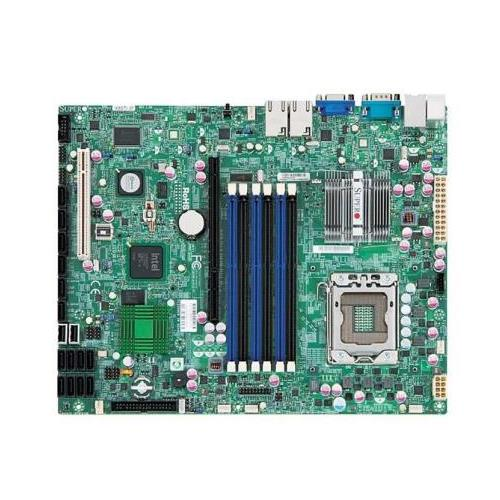 MBD-X8STI-LN4-O SuperMicro Intel X58 Express Chipset Core i7/ i7 Extreme Edition/ Xeon 5600/ 5500/ 3600/ 3500 Series Processors Support Socket LGA1366 ATX Server Motherboard (Refurbished)