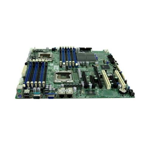 X8DTI SuperMicro X8DTi Server Motherboard Intel 5520 Chipset Socket B LGA-1366 Extended-ATX 2 x Processor Support 96GB DDR3 SDRAM Maximum RAM Floppy Controller, Serial ATA/300 RAID Supported Controller Onboard Video 1 x PCIe x16 Slot (Refurbished)
