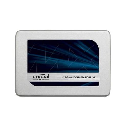 CT10371576 Crucial MX300 Series 525GB TLC SATA 6Gbps (AES-256) 2.5-inch Internal Solid State Drive (SSD) with 9.5mm Adapter for ASUS H81T-R2