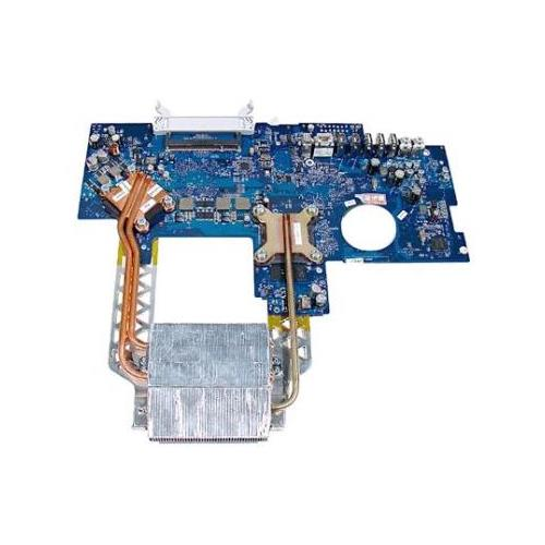 661-4294 Apple 2.16GHz FSB 667MHz L2 Cache 4MB Gigabit Ethernet 1000Base-T AirPort Extreme IEEE 802.11 Logic Board (Refurbished)