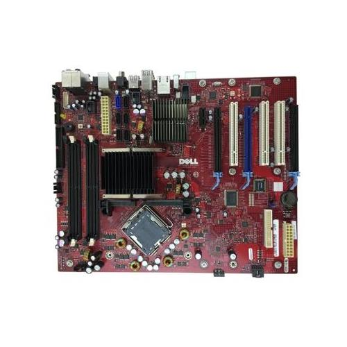 0P611C Dell System Board (Motherboard) for Xps 720 (Refurbished)