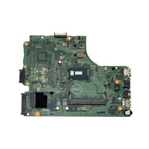 0V28DP Dell System Board (Motherboard) Core i7 2.4GHz (i7-5500U) with CPU for Inspiron 15 3542 (Refurbished)