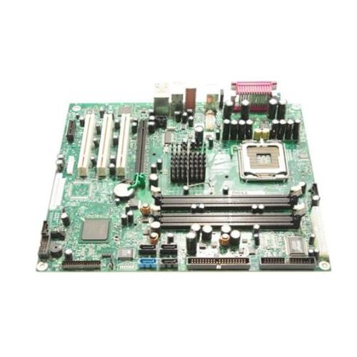 0W7563 Dell System Board (Motherboard) for Precision Workstation 370 (Refurbished)