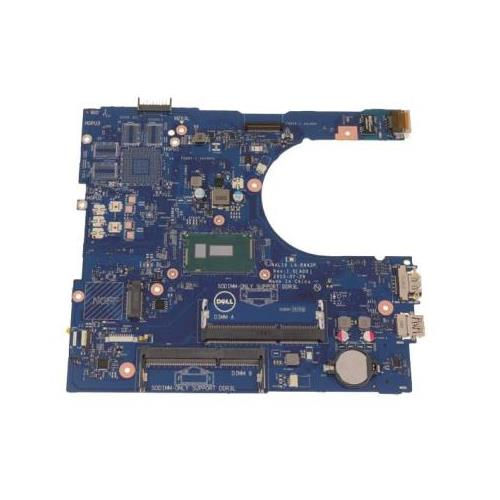 VMD45 Dell System Board (Motherboard) with Intel Pentium 3805 1.9GHz Processor for Inspiron 5758 (Refurbished)