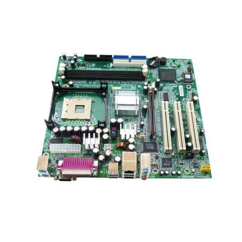5187-5627 HP System Board (MotherBoard) with Firmware for Major Pavilion and Presario Series Desktop PCs (Refurbished)