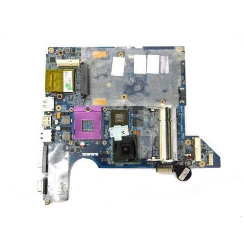 574065-001 HP System Board (MotherBoard) PM45 Chipset 512MB Graphics Memory for DV4 Series Notebook PC (Refurbished)