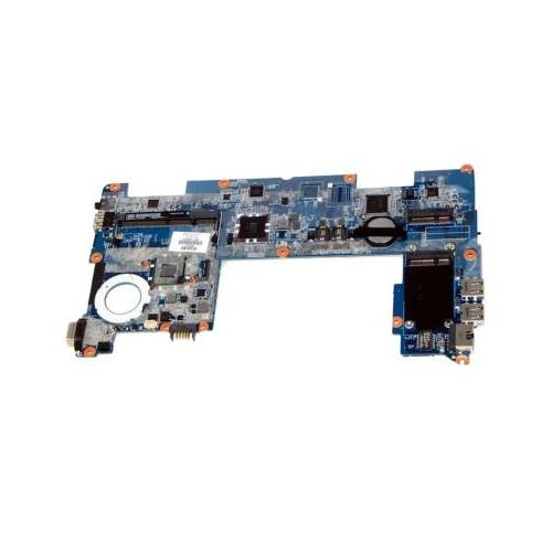 612851-001 HP System Board (MotherBoard) with Intel Atom N470 for Mini 210 Notebook PC (Refurbished)