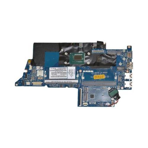 686086-002 HP System Board (MotherBoard) Assembly with Intel Core i3-3217U 1.80Ghz Processor for Envy 4-1000 Ultrabook Laptop PC (Refurbished)