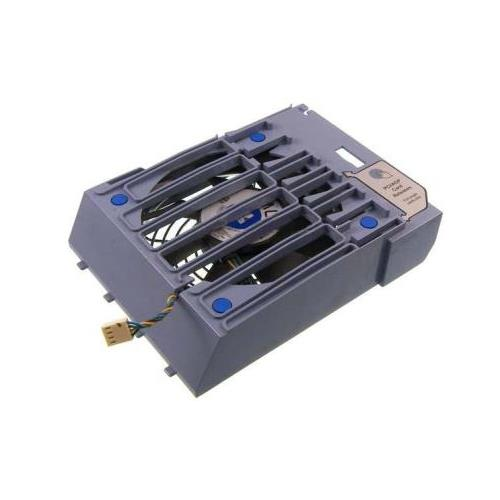 AB601-62008 HP I/o Card Guide And Fan Holder Front I/o Card Guide (blue Plastic) And Housing For The Cooling Fan (for The Hard Drives And I/o Boards) (Refurbished)