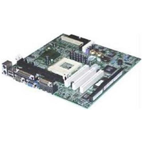 D7580-60001 HP Brio BA ATX PGA370 Motherboard (System Board) with 3 PCI and 1 ISA Slot and Integrated Video (Refurbished)