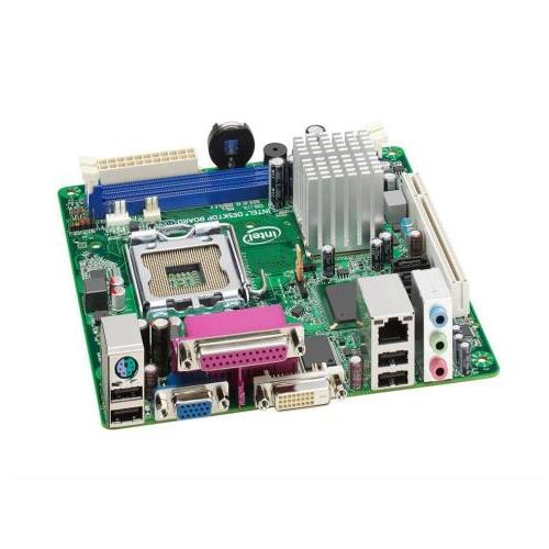 BLKDG41ANPAK10 Intel Dg41an Mitx Socket 775 65w G41 DDR3 PCie Vid Geth Motherbo (Refurbished)