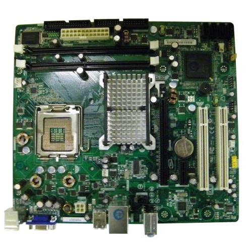 D97573 Intel DG31PR Desktop Board MicroATX Core2 Duo/Cel LGA775/ 4GB DDR2/ Gbit Ethernet LAN/ IDE SATA Motherboard (Refurbished)