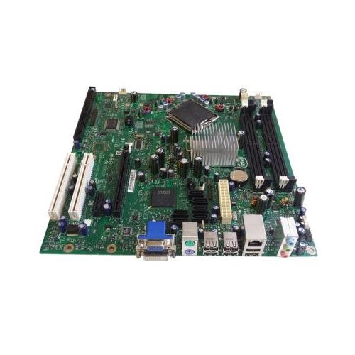 DQ965MT Intel Motherboard Socket LGA 775 1066MHz FSB BTX (Refurbished)