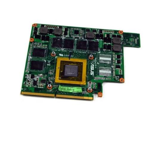 60-N3IVG1100-A01 ASUS G73S Nvidia GeForce GTX 460M 1GB Video Graphics Card