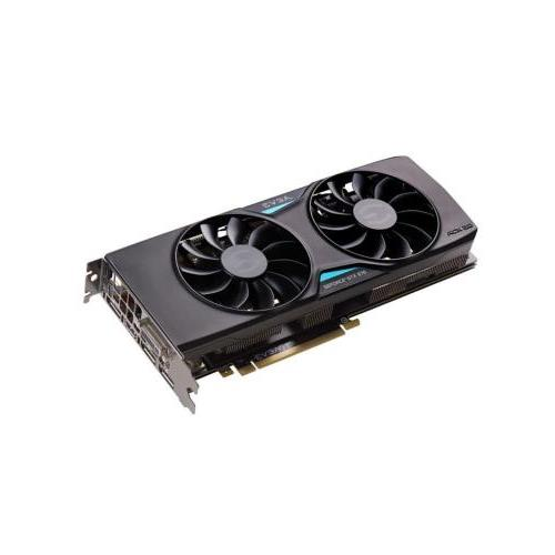 04G-P4-3975-LA EVGA GeForce GTX 970 ACX 2.0 4GB GDDR5 256-bit PCI Express 3.0 SLI Ready HDMI Dual-link DVI-I 3x DisplayPort Video Graphics Card