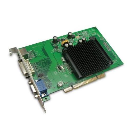 256-P1-N400-A2 EVGA GeForce 6200 256MB 64-Bit DDR2 PCI Low Profile Ready Video Graphics Card