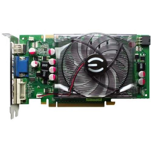 512P31140TR EVGA nVidia GeForce GTS 250 512MB DDR3 PCI Express VGA/DVI/HDMI Video Graphics Card