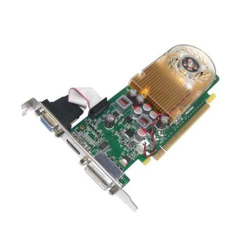 586382-001 HP Nvidia GeForce G210 PCI Express x16 512MB VGA/DVI/HDMI Full-Height (FH) Video Graphics Card